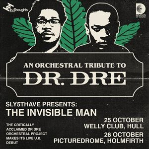 Invisible Man: An Orchestral Tribute to Dr. Dre
