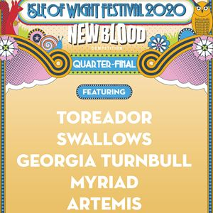 Isle of Wight New Blood 2020 Quarter-Final