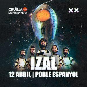Izal (Cruïlla Primavera)