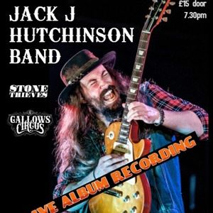 Jack J Hutchinson Band - Who Feeds The Wolf?