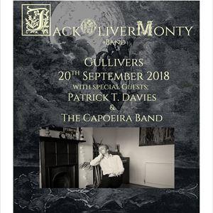 Jack Oliver Monty The Garden Single Launch