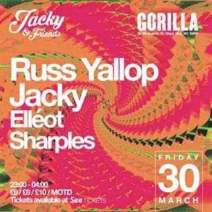 Jacky & Friends w/ Russ Yallop