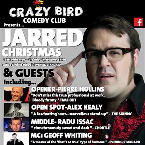 Jarred Christmas & guests