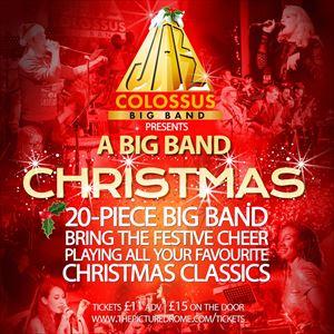 Jazz Colossus - Big Band Christmas (Evening)