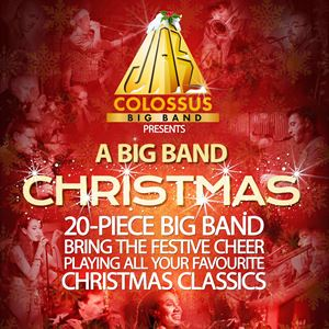 jazz colossus big band christmas evening - Big Band Christmas