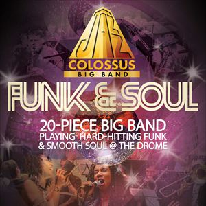 Jazz Colossus - Funk & Soul party