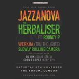 Jazzanova + Herbaliser