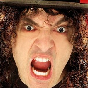 Jerry Sadowitz - Comedian, Magician, Psychopath!