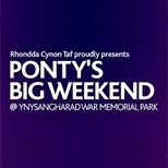 Ponty's Big Weekend - JLS