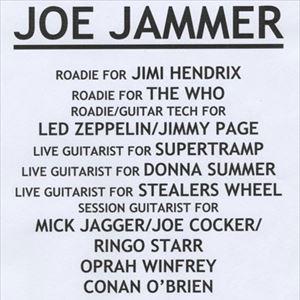 JOE JAMMER'S ALL-STAR CHICAGO BLUES REVUE