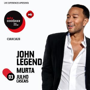 John Legend - EDPCOOLJAZZ 2020
