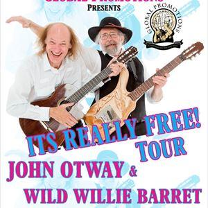 JOHN OTWAY & WILD WILLIE BARRETT