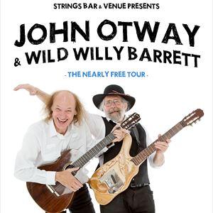 John Otway & Wild Willy Barratt