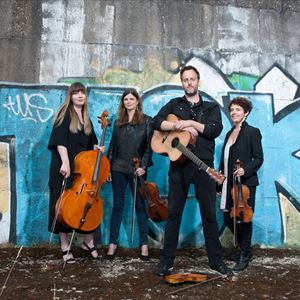 Jon Boden and the Remnant Strings