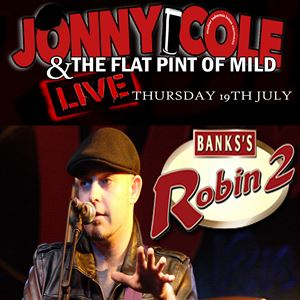 Jonny Cole & The Flat Pint Of Mild