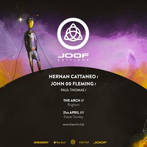 JOOF Editions w/ Hernan Cattaneo, John 00 Fleming