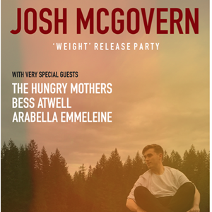 Josh McGovern 'Weight' Release Party