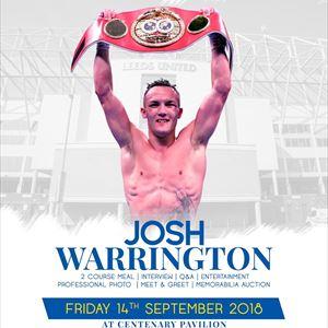 Josh Warrington - The Homecoming