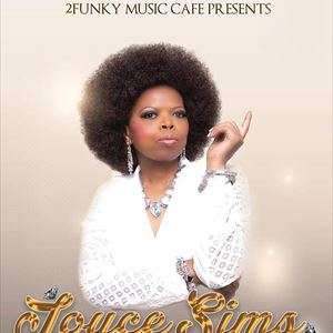 Joyce Sims LIVE with Full Band