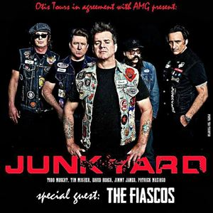 Junkyard plus The Fiascos