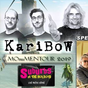 KariBow & Special Guests:The Room