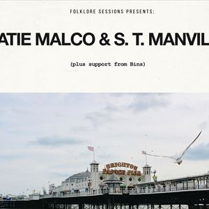 Katie Malco + S.T Manville