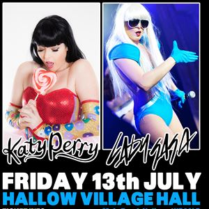 Katy Perry/Lady Gaga End Of Term Spectacular