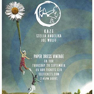 KAZE single launch ft Stella Angelika & Joe Wulff