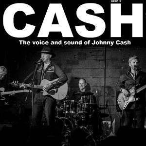KEEP IT CASH (TRIBUTE TO JOHNNY CASH)
