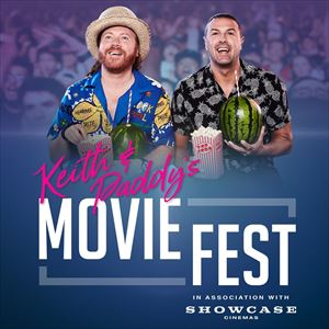 Keith And Paddy's MovieFest: Dirty Dancing