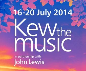 Kew The Music 2014