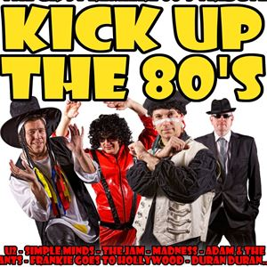 Kick Up The 80's
