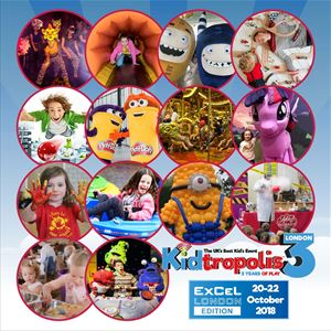 Kidtropolis - The UK's Best Kid's Event