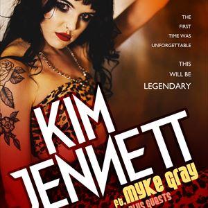 Kim Jennett Ft. Myke Gray