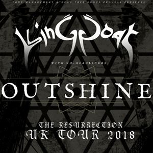 King Goat / Outshine - Manchester