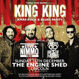 King King - Xmas Rock & Blues Party