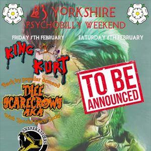 King Kurt (Yorkshire Psychobilly Weekend Day 1)