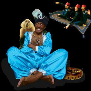 KING SALAMI + THE CUMBERLAND THREE