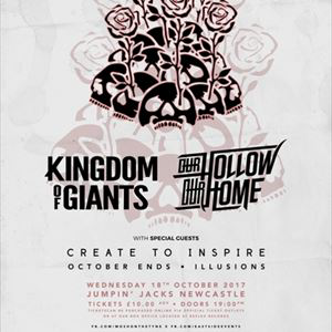 Kingdom Of Giants & Our Hollow, Our Home