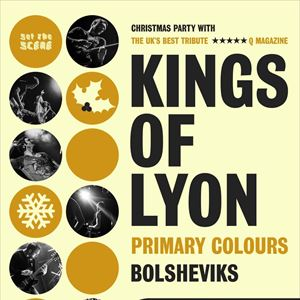 Kings Of Lyon plus support Blyth