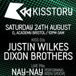 Kisstory Bristol August 2013