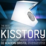 Kisstory Bristol March