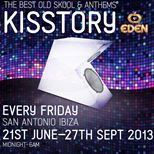 Kisstory Ibiza 16Th August
