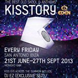 Kisstory Ibiza 19th July