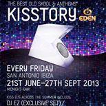 Kisstory Ibiza 21St June