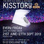 Kisstory Ibiza 26Th July
