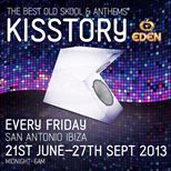 Kisstory Ibiza 27Th September