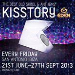 Kisstory Ibiza 28th June