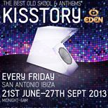 Kisstory Ibiza 2Nd August