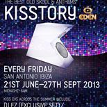 Kisstory Ibiza 9Th August